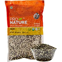 Pro Nature 100% Organic Urad Black Split, 500g