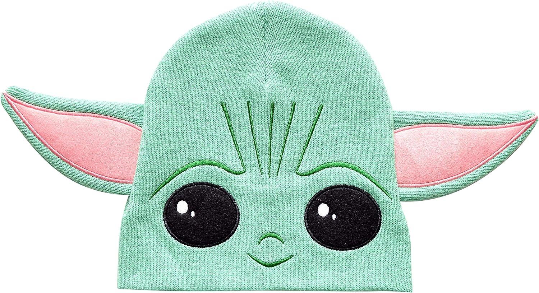 Bioworld Star Wars Baby Yoda Beanie with Ears