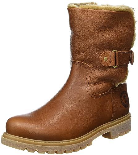Panama Jack Felia, Boot for Women 38 Brown