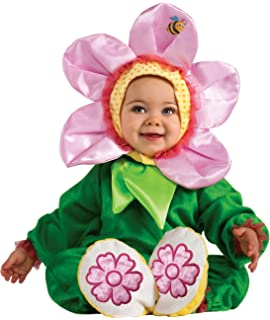 Amazon incharacter baby blossom costume toys games rubies costume cuddly jungle pink pansy romper costume mightylinksfo