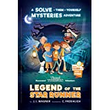 Legend of the Star Runner: A Solve-Them-Yourself Mysteries Adventure (Timmi Tobbson Chapter Book for Kids 8-12) (Solve-Them-Y