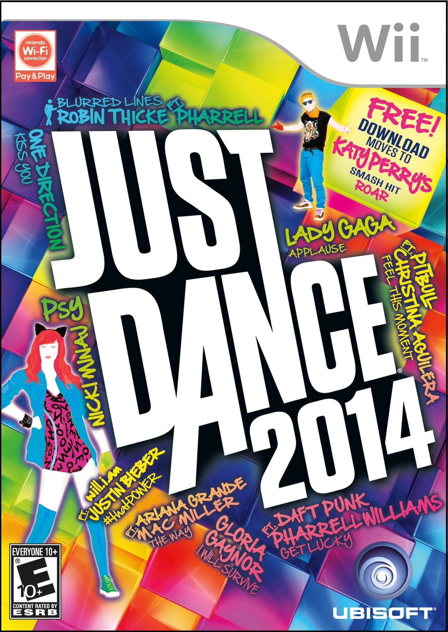 Just Dance 2014 - Nintendo Wii