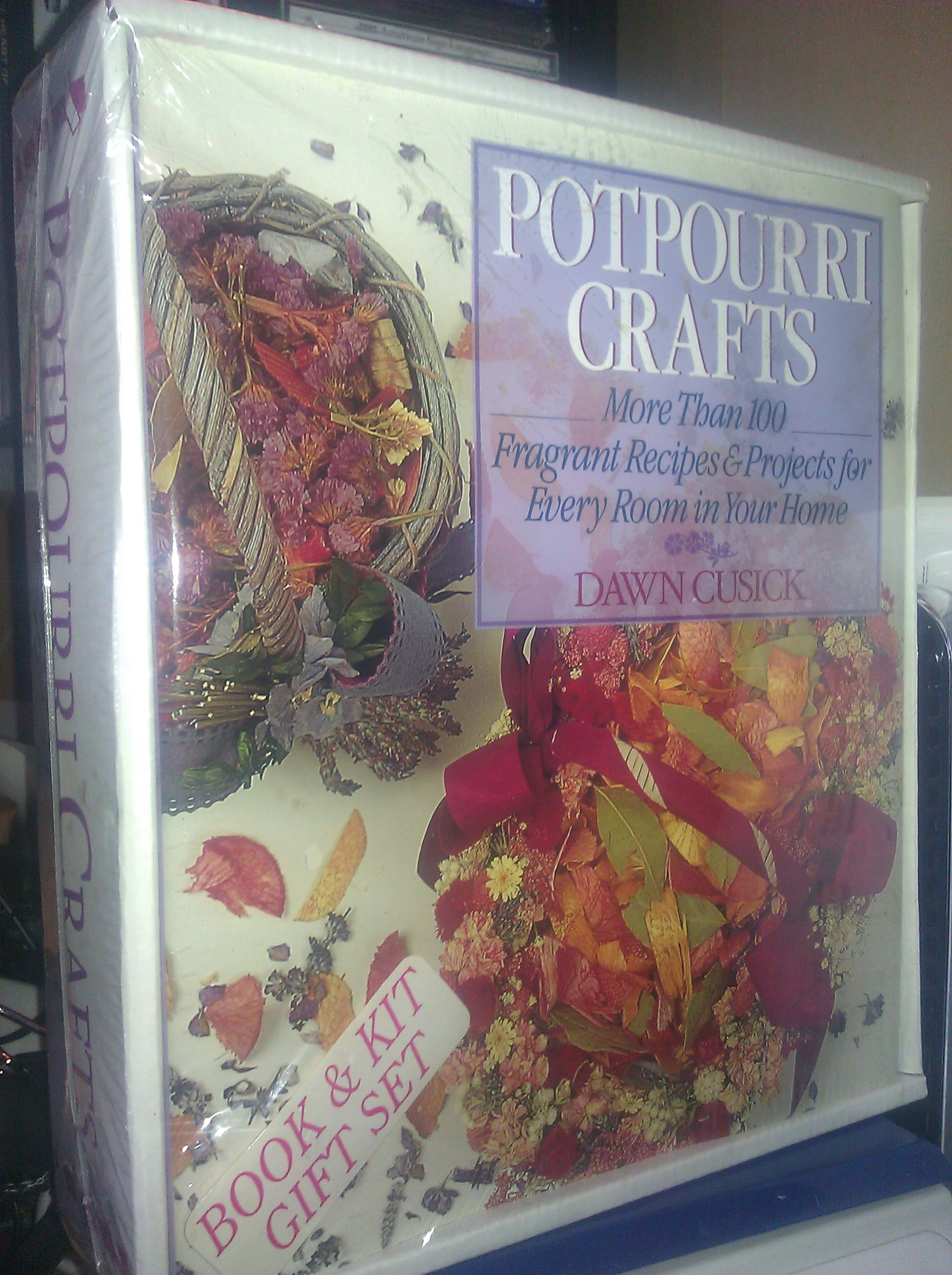 Potpourri Crafts Book and Kit
