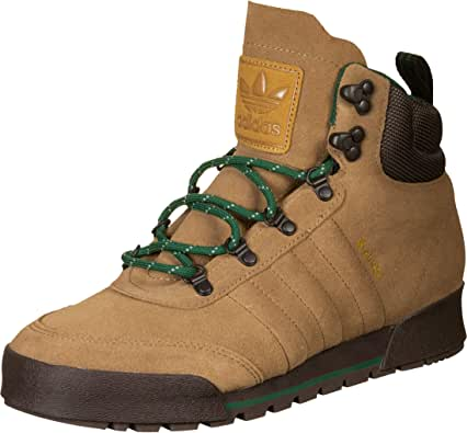 adidas - Jake Boot 20 - EE6206 - Color: Brown - Size: 12