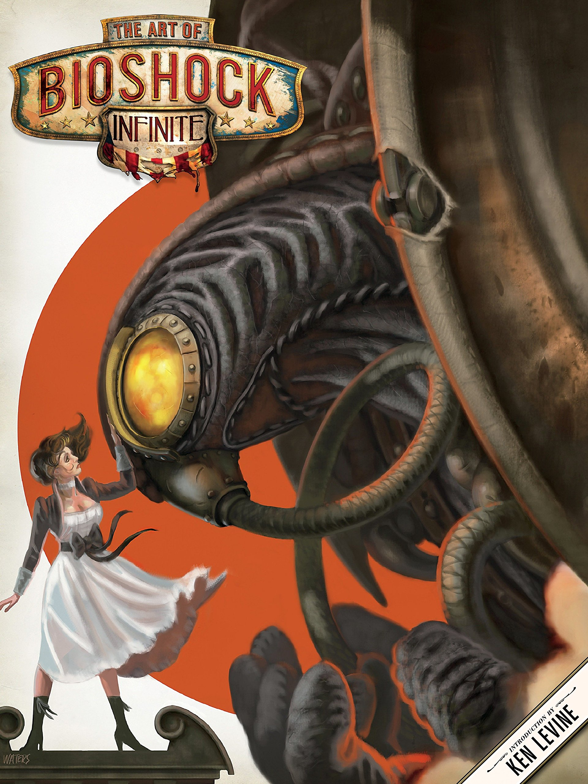 Amazon Com The Art Of Bioshock Infinite 0884761195638