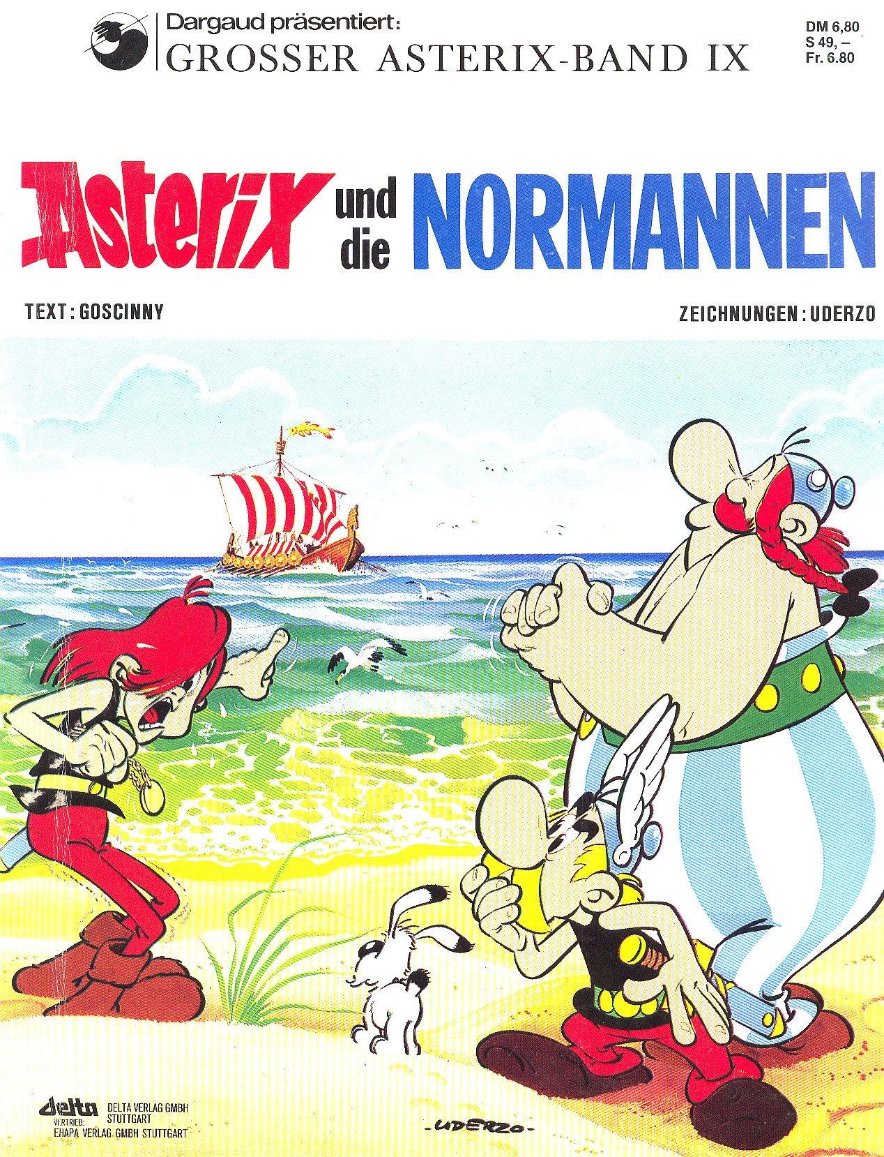 Asterix Band IX - Und die Normannen