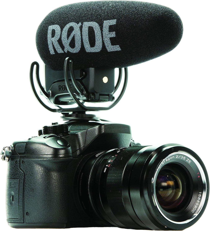 Rode Video Micrófono Micrófono De Cámara Pro-en