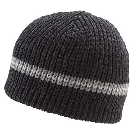 Icebox Knitting Dohm Classic Stripe Winter Wool Pepper Hat Beanie Skull Cap  For Men and Women 99b46e7ac75