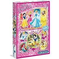Clementoni - Puzzle 2X60 Princess