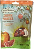 Torie & Howard Chewie Fruities Organic Candy Blood Orange & Honey, 4 Ounce Bag