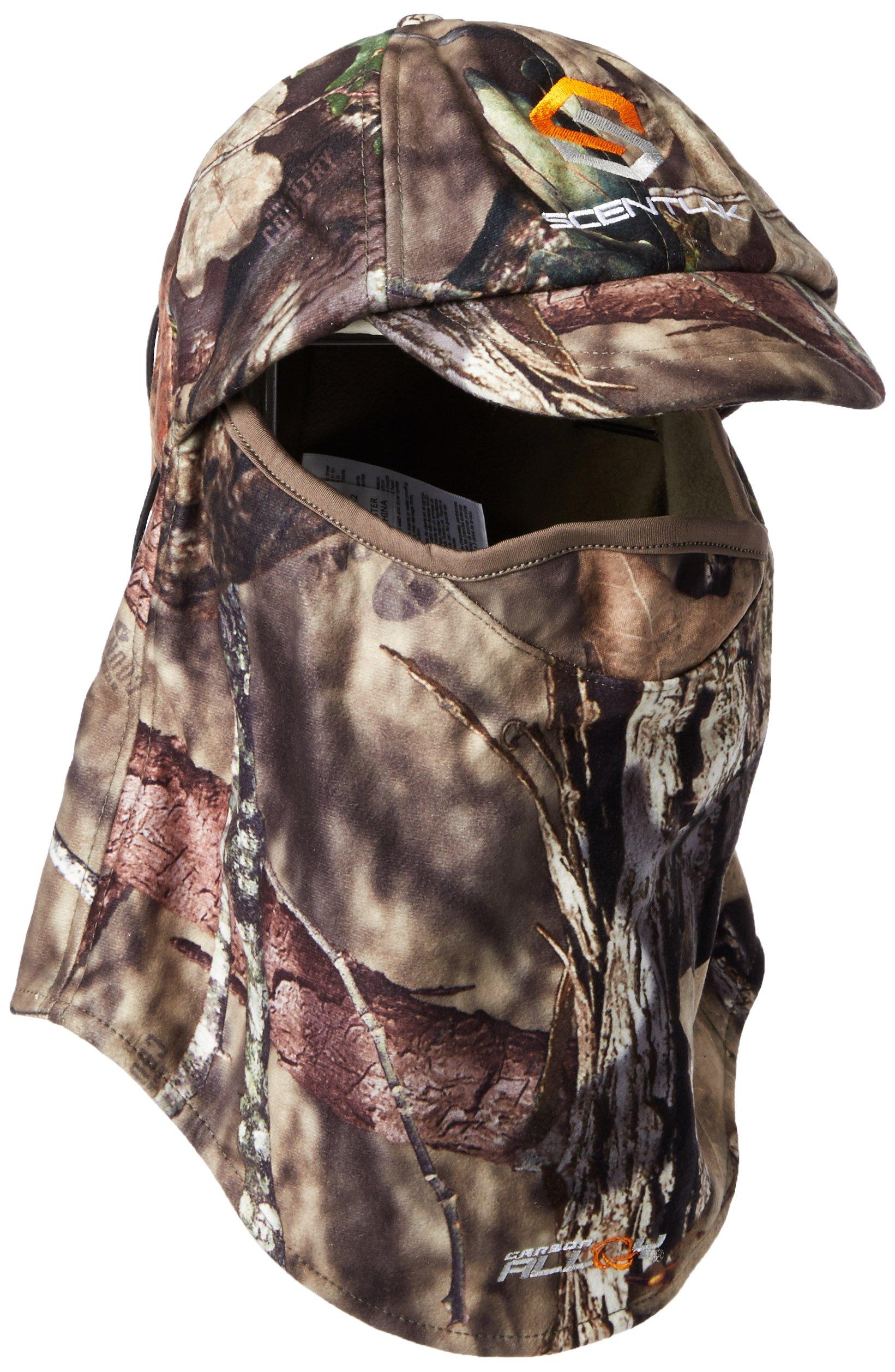 Scentlok Men's Savanna Ultimate Lightweight Headcover, Realtree Xtra, One Size