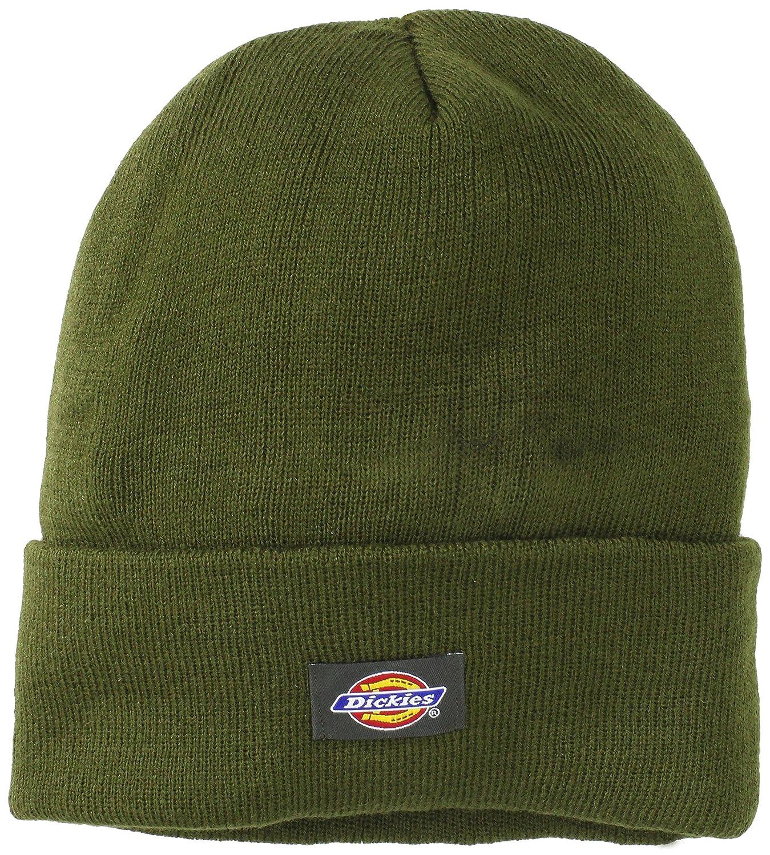 a9bbe16ff05 Dickies Men s 14 Inch Cuffed Knit Beanie Hat