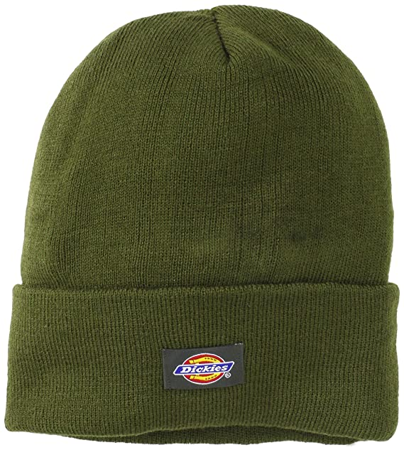Dickies Men s 14 Inch Cuffed Knit Beanie Hat 3c3126adf9f8