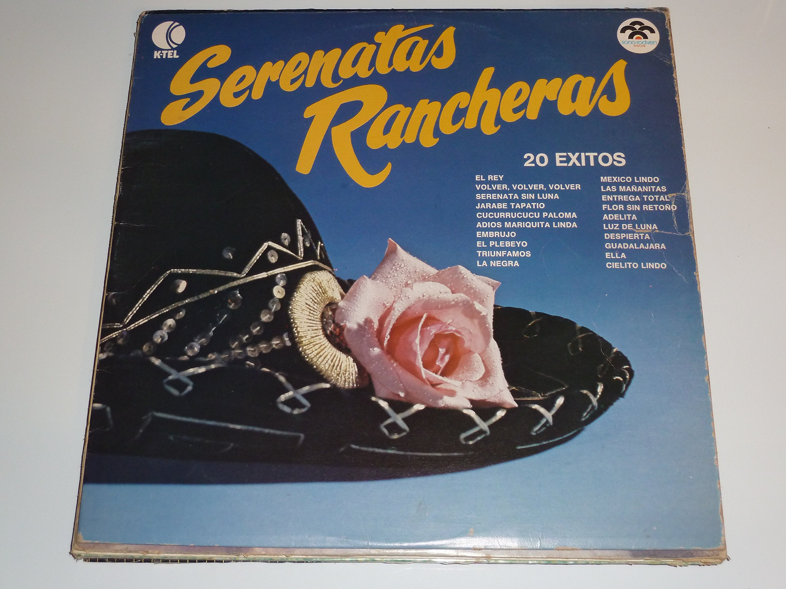 Serenatas Rancheras 20 Exitos by SONO-RODVEN