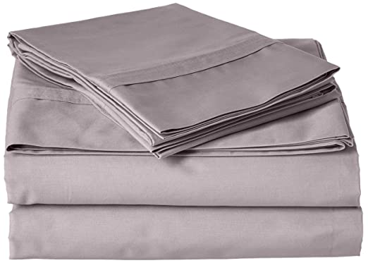 Tribeca Living - Juego de sábanas de percal de algodón Egipcio de ...