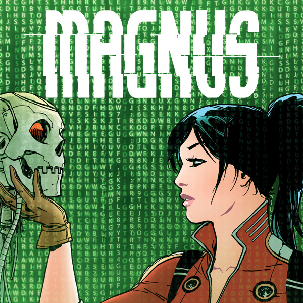 Magnus (Issues) (4 Book Series)
