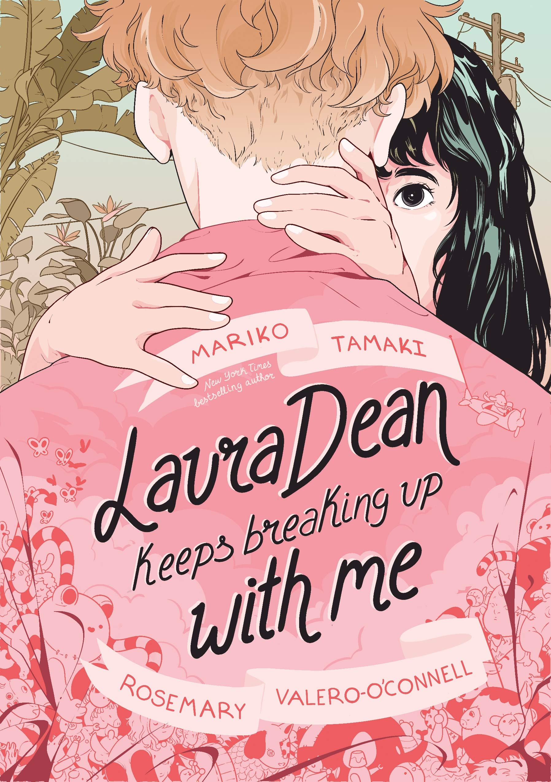 Amazon.com: Laura Dean Keeps Breaking Up with Me (9781626722590): Tamaki,  Mariko: Books
