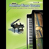 Premier Piano Course: Lesson Book 2B book cover