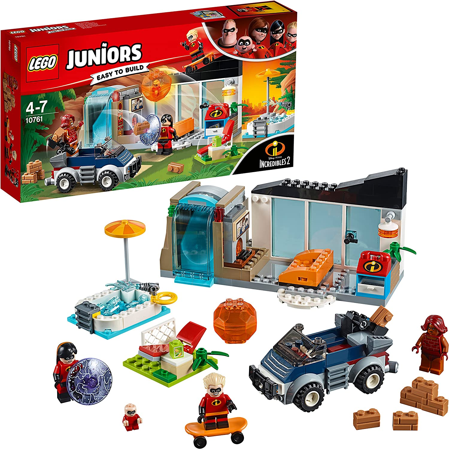 Incredibles 2 LEGO Sets Now Available