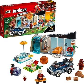 LEGO Juniors il GLI INCREDIBILI 2 THE GREAT ESCAPE Home 10761 NUOVO