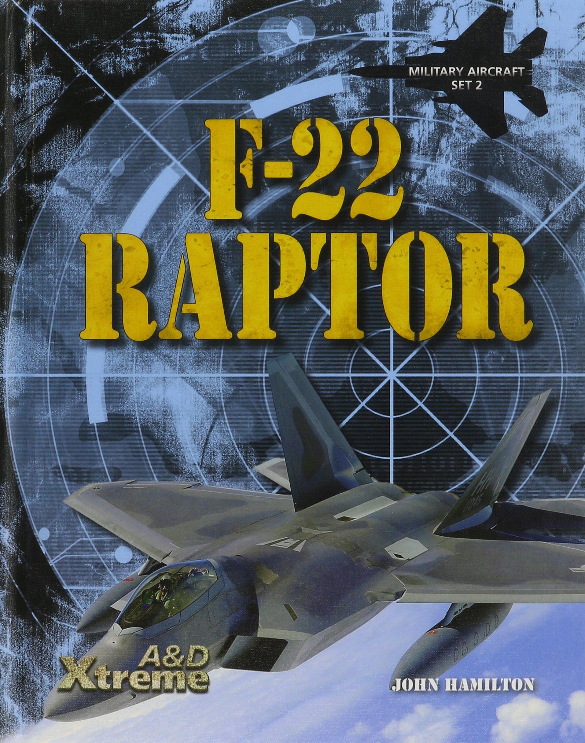 F-22 Raptor (Military Aircraft, Set 2) pdf epub