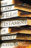 Last Will and Testament of Henry Hoffman