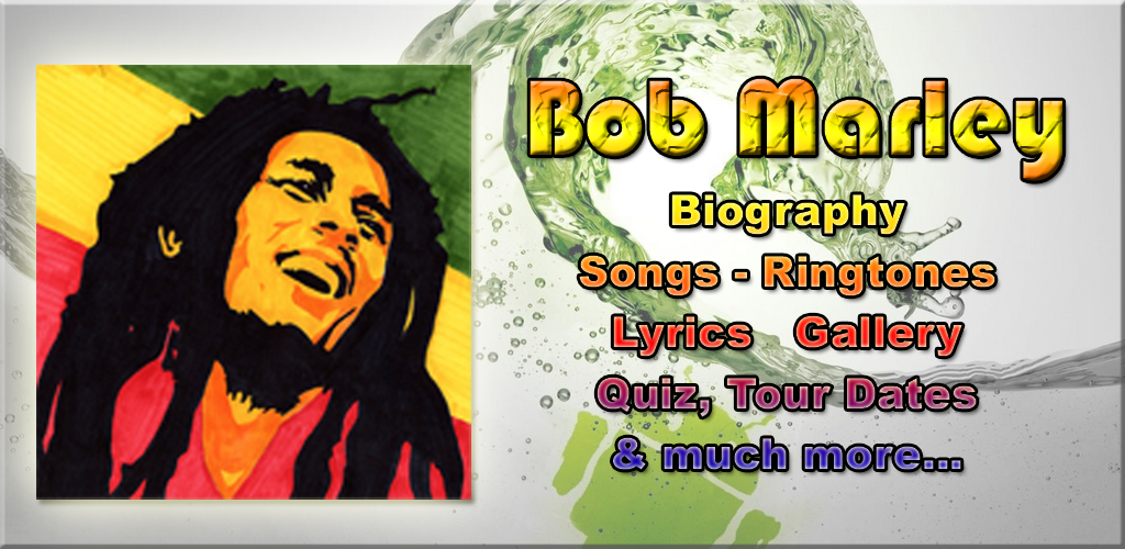 Amazon Com Bob Marley Biography Appstore For Android