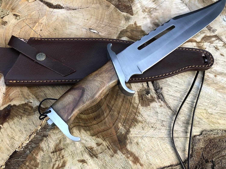 Perkin Knives - Cuchillo de caza (hecho a mano): Amazon.es ...