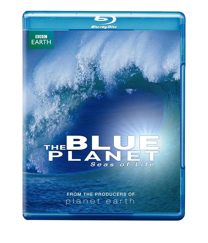 The Blue Planet: Seas of Life [Blu-ray]