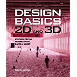 Design Basics: 2D and 3D: 2D and 3D (with CourseMate Printed Access Card)