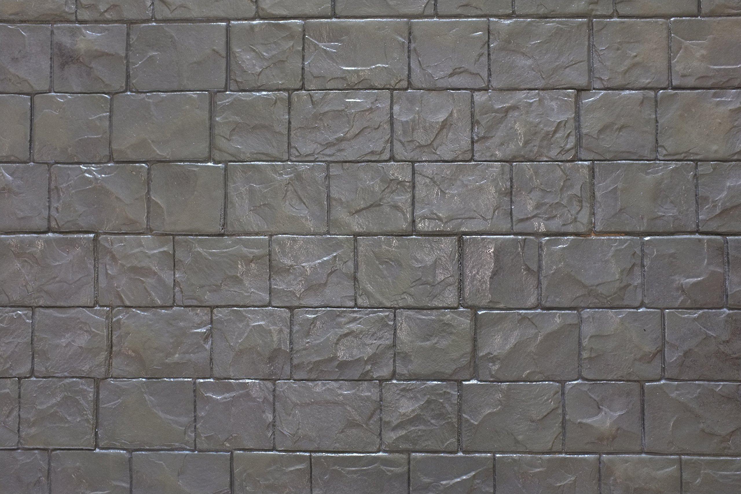 BC Cobble Concrete Stamp Set - 8 pc