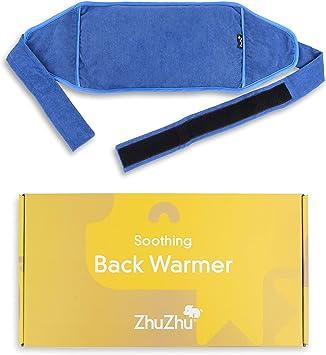 Zhu Zhu Calentador de Espalda - Bolsa de Semillas para Microondas ...