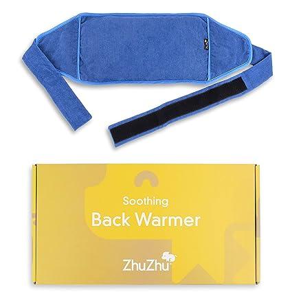 Zhu Zhu Calentador de espalda relajante - Bolsas de trigo ...
