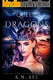 Queen of the Dragons: A Pirate Fantasy (Dragon Born Saga Book 3)