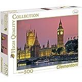 Clementoni - Puzzle de 500 piezas, High Quality, diseño Londres (303786)