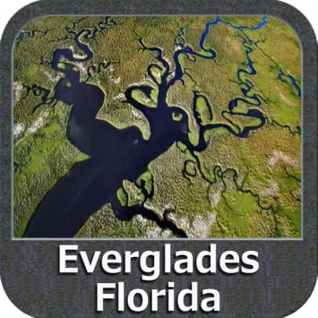 Amazon Com Florida Everglades Gps Map Navigator Appstore For Android