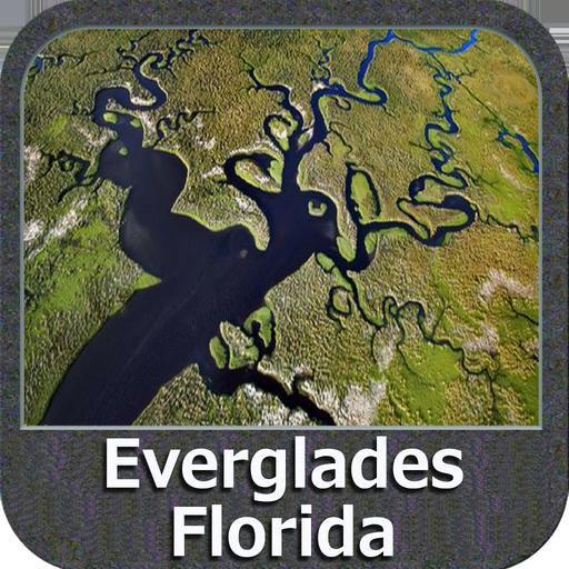 Florida Everglades GPS Map Navigator: Amazon.es: Appstore para Android