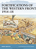 Fortifications of the Western Front 1914–18 (Fortress Book 24)