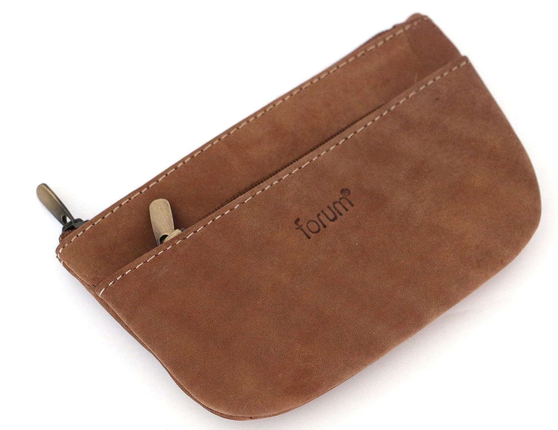 Euro Leather - Cartera para hombre gris: Amazon.es: Zapatos y complementos