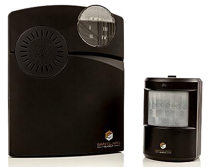 Delicieux Entrance Alert   Wireless Entrance Alert Chime Receiver U0026 Wireless PIR  Sensor   Long Range 1000