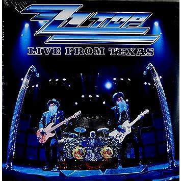 Z.Z. Top LIVE in Texas