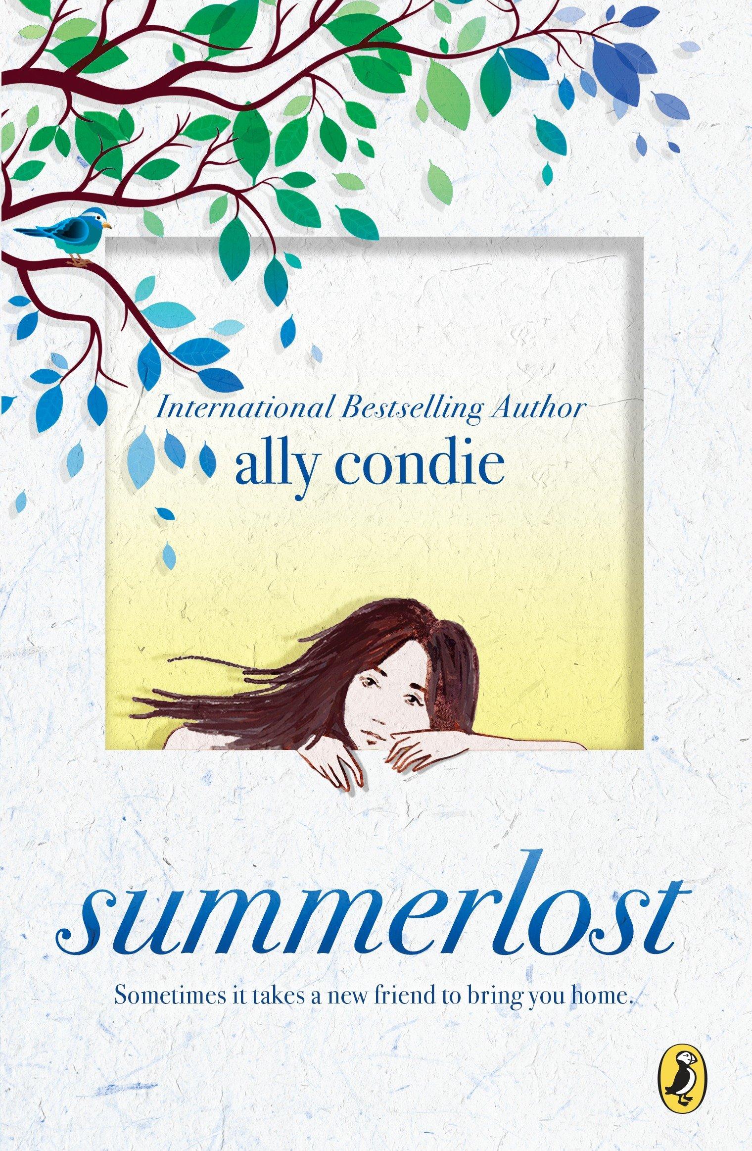 Summerlost ally condie 9780399187216 amazon books fandeluxe Gallery