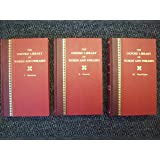 THE OXFORD LIBRARY OF WORDS AND PHRASES: VOLUME I. QUOTATIONS, VOLUME II. PROVERBS, VOLUME III.WORD ORIGINS.