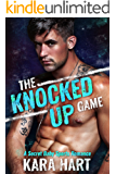 The Knocked Up Game: A Secret Baby Romance