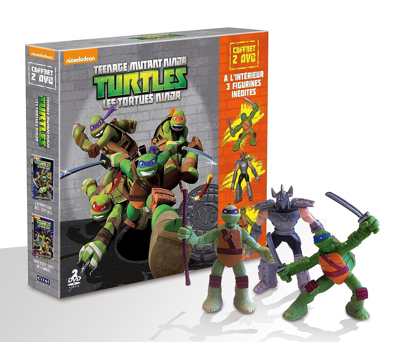 Les Tortues Ninja - Vol. 1 : Lapparition des Tortues + Vol ...