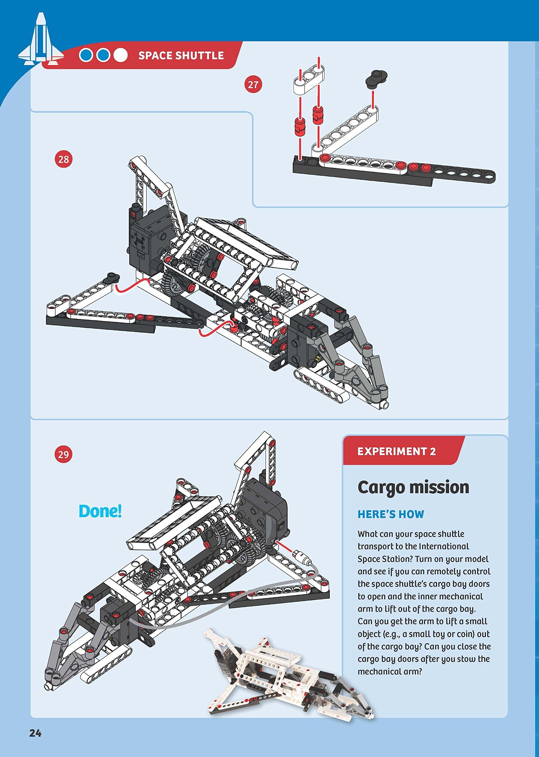 Thames & Kosmos Remote-Control Machines: Space Explorers Science Kit