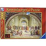 Ravensburger Puzzle 2000 pièces - Ecole d'Athènes, Raphaël (code 16669)