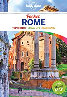 Lonely Planet Pocket Rome Travel Guide