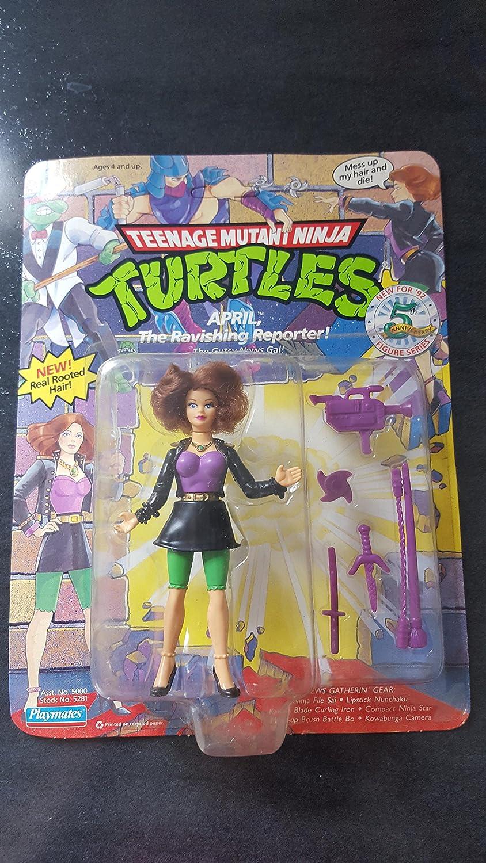Amazon.com: Teenage Mutant Ninja Turtles April the Ravishing ...