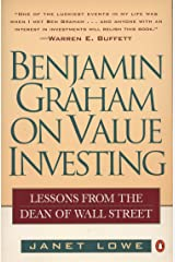 Benjamin Graham on Value Investing: Lessons from the Dean of Wall Street Paperback